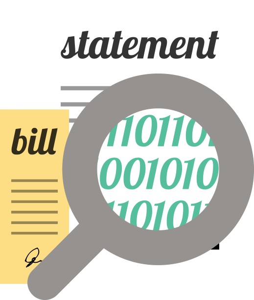 bills and statements